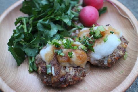 japanese hamburger steak is called hambagu in japanese hambagu was ...